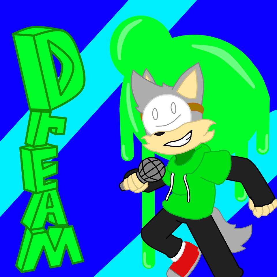 Dreamz Illust of Gaming Doge Dreamz medibangpaint FNF