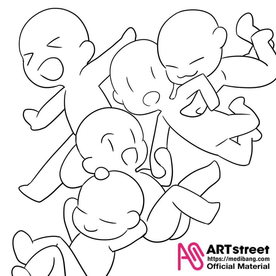 【公式】トレスde描こう!-第3弾-/Trace&Draw【Official】 no.3