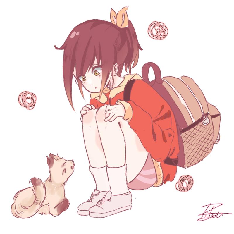 OC Yuri again Illust of Fari