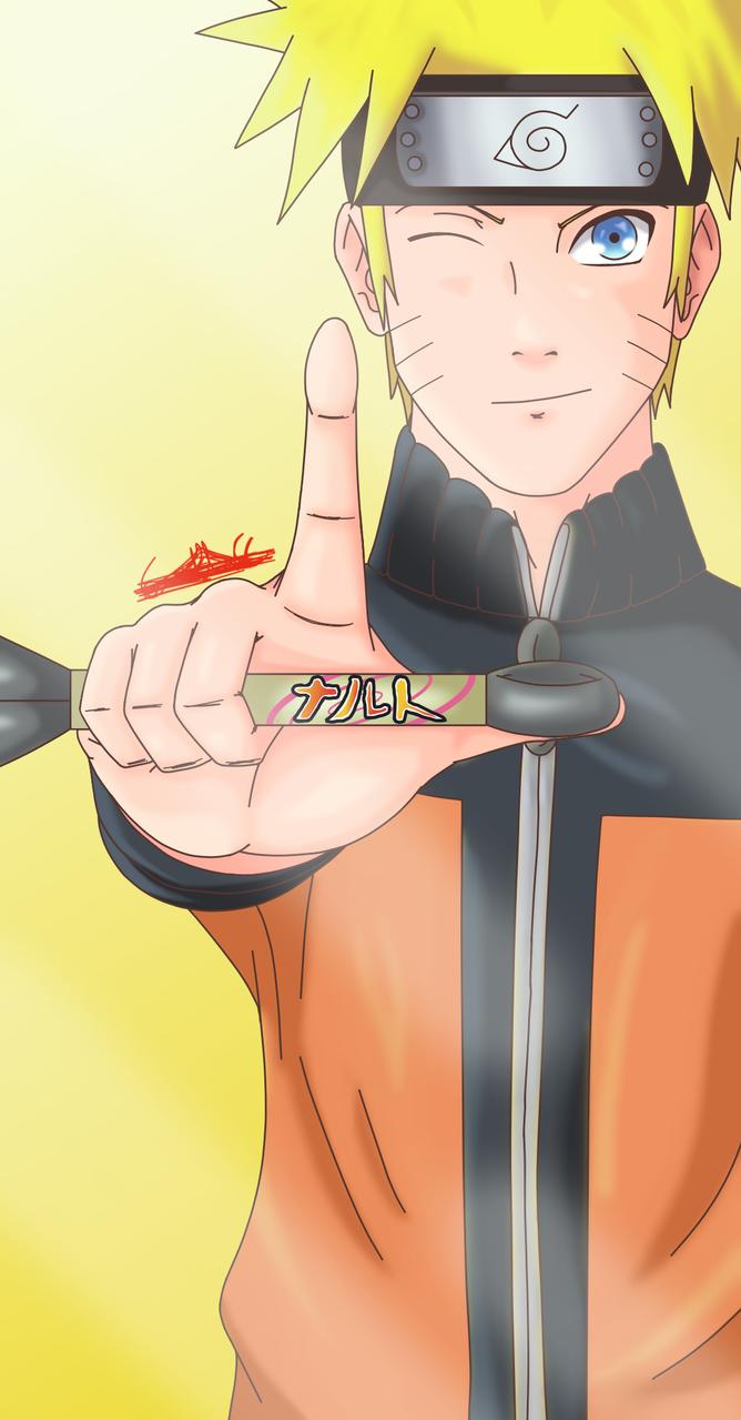 Naruto Fanart Illust of nagu