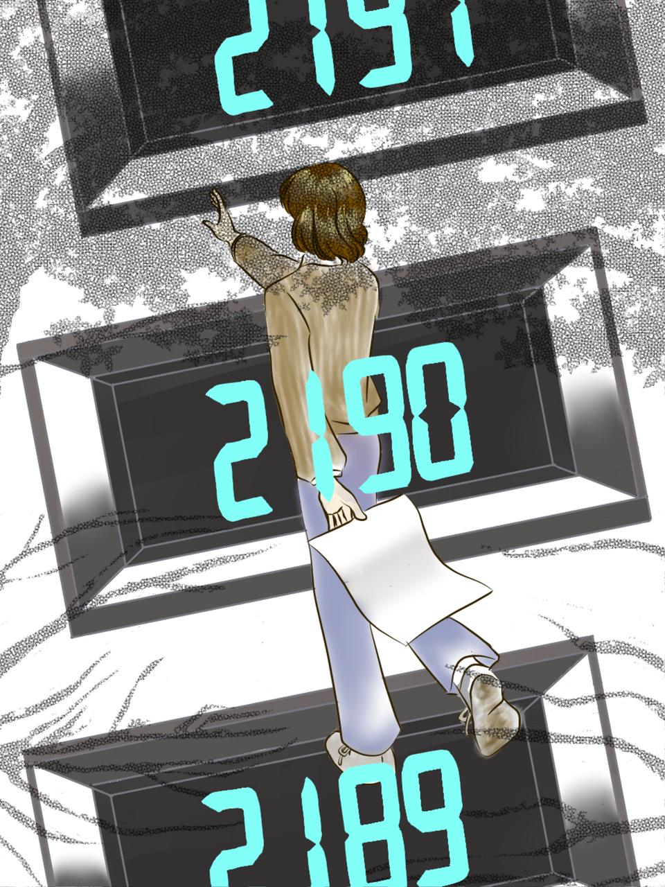 時計の少年 Illust of sifiru GOMABOOKS_Contest medibangpaint