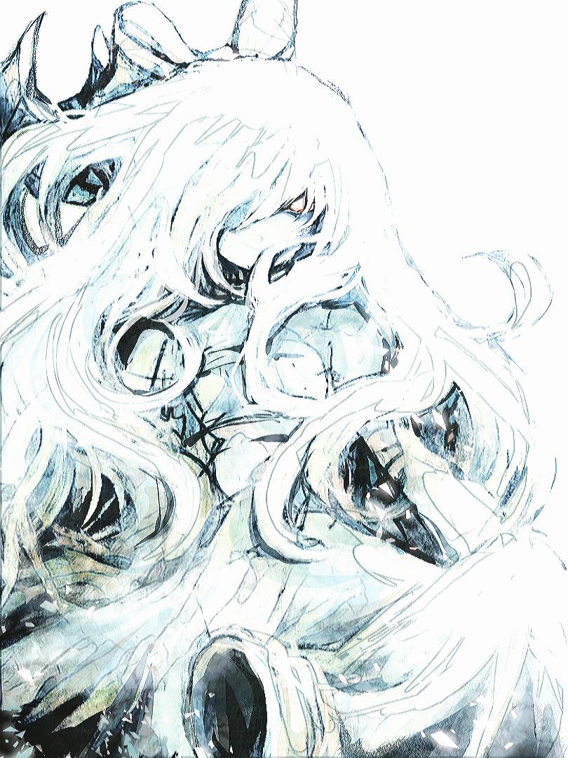 残響 Illust of n medibangpaint doodle oc original スマホ描き