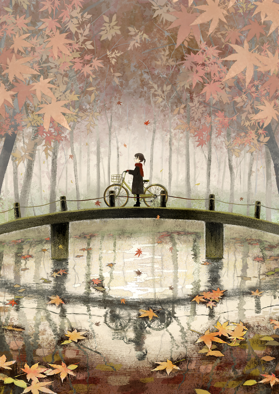 秋のさざめき/ツユキサヤ