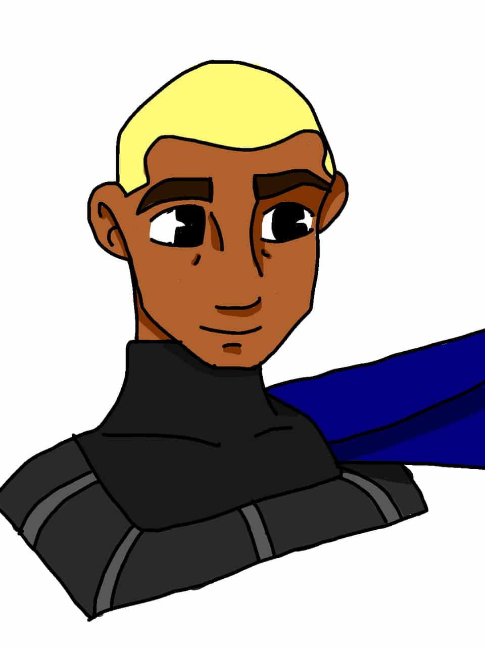 Captain Rex!! Illust of HeadHonchoCodex armor HeadHonchoCodex fanart CloneWars trooper Rex oc Hela STARWARS 501