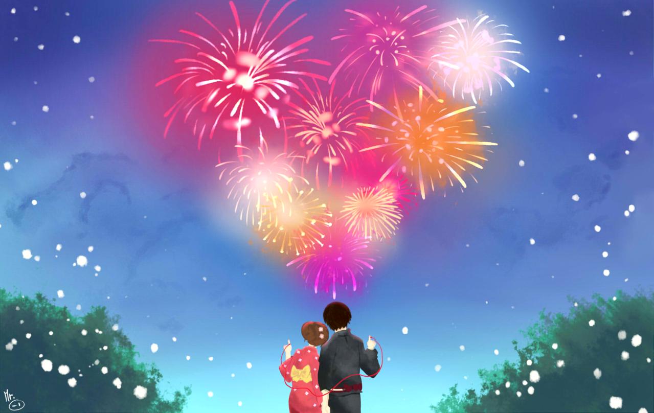 -Fireworks-