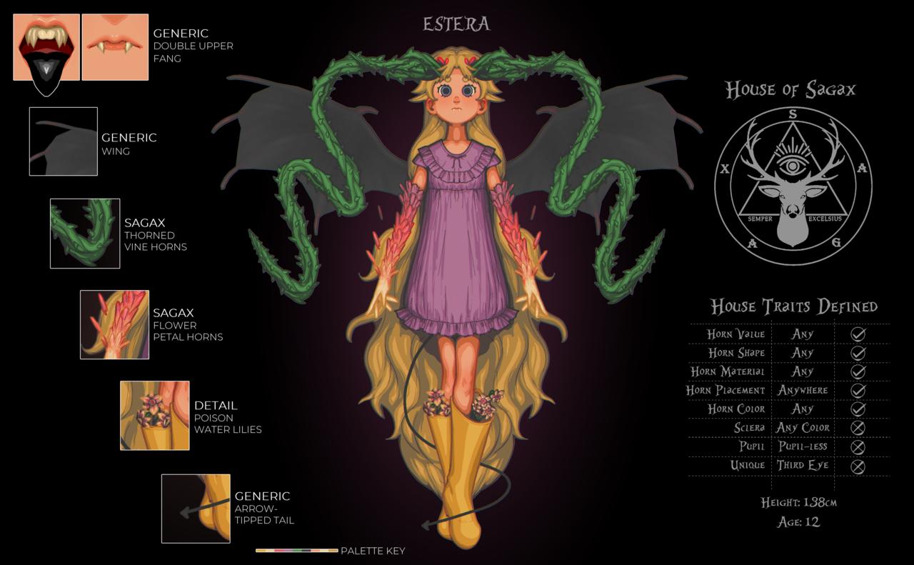 Estera Illust of epiphanicten loli girl animegirl anime