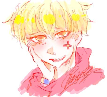 やんでるの。 Illust of 御神酒蜜柑by Whereabouts Art Director 病んでる メンヘラ リスカ boy