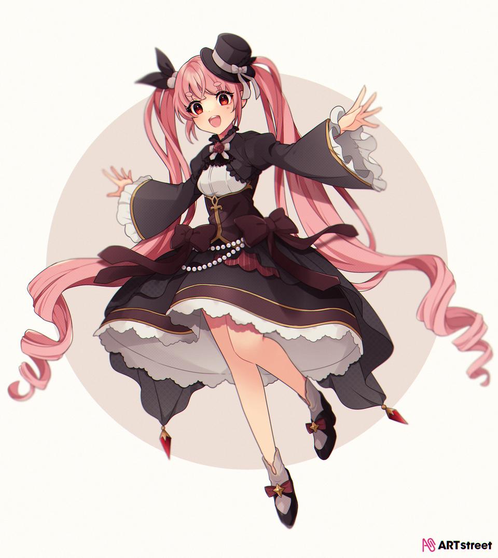 Illust of ゅ ColoringContest