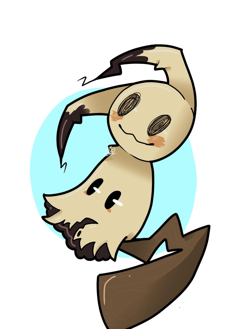 Mimikyu :3