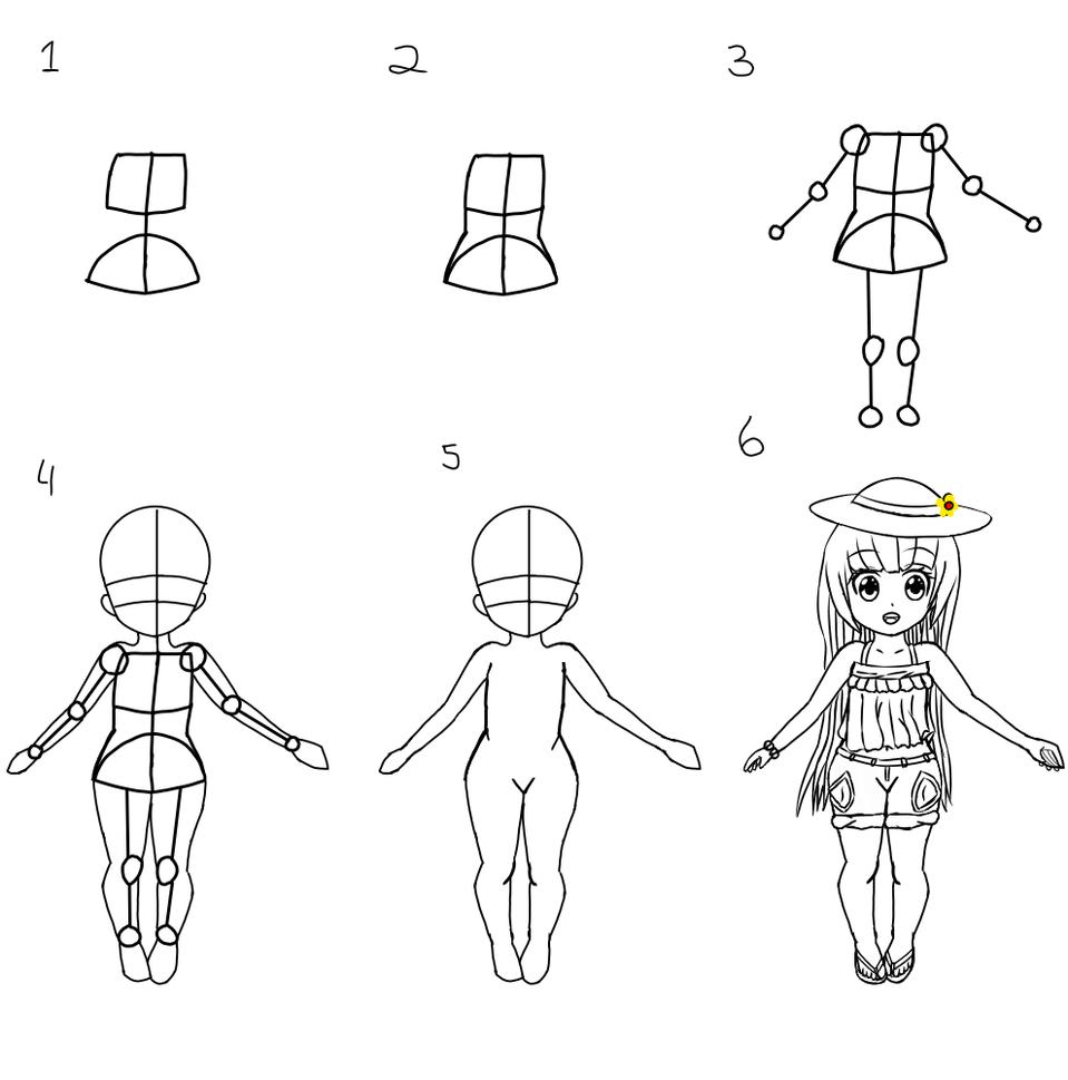 How To Draw A Loli Zero0j Illustrations Art Street