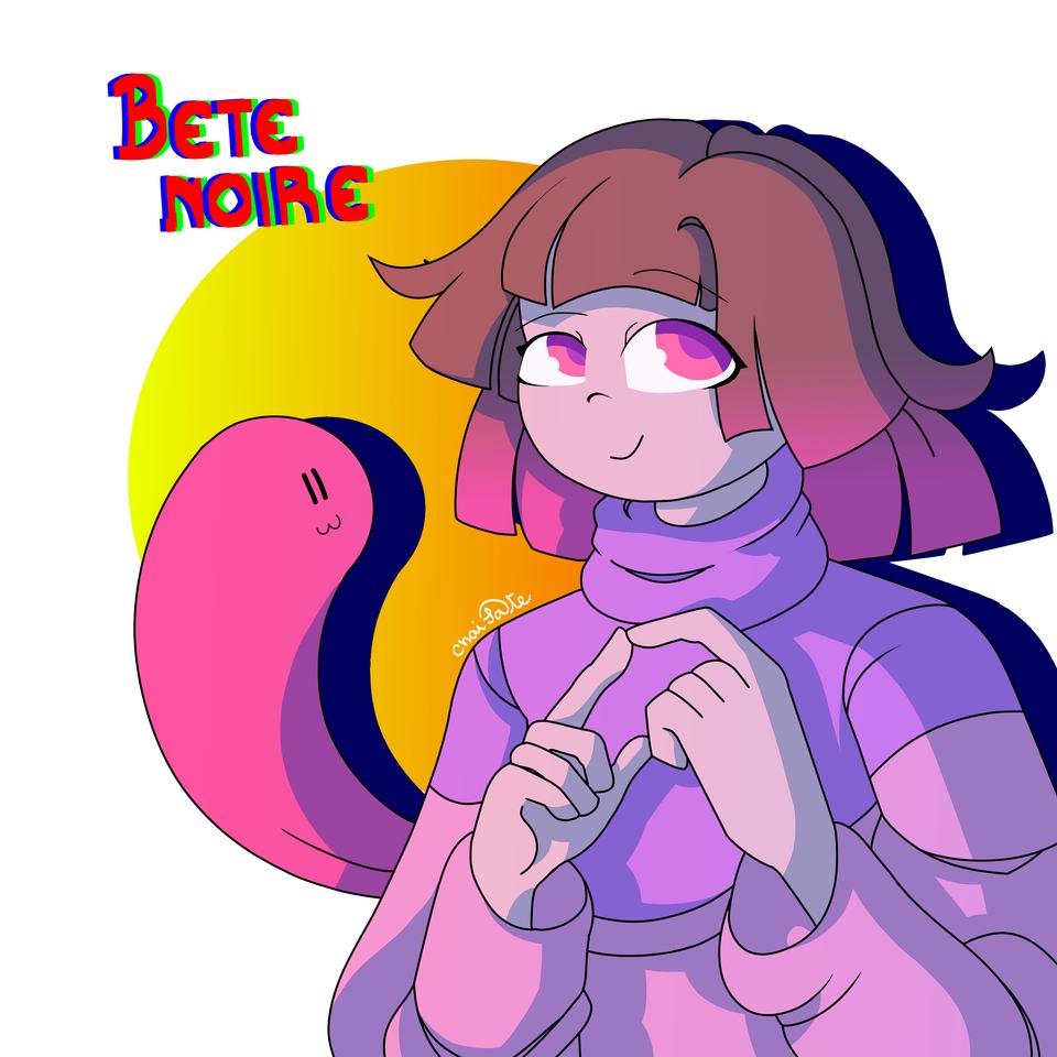 Bete Noire Doodle