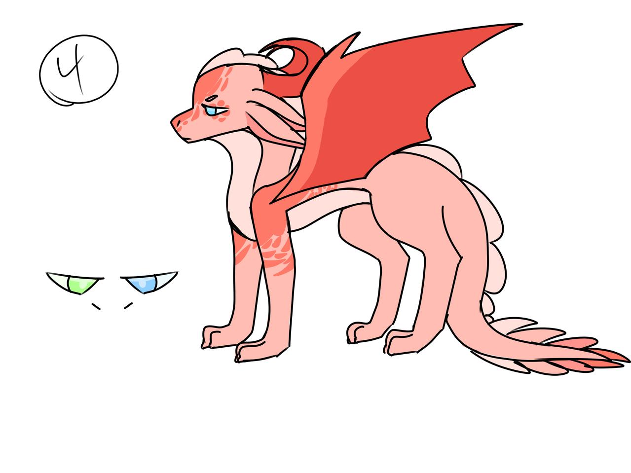 Adopts :) (desc) Illust of GhostTheBeast (Logan mode) Adopts