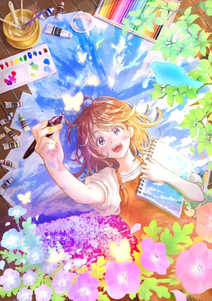 イメージの世界へ! Illust of RokusakiEi Original_Illustration_Contest