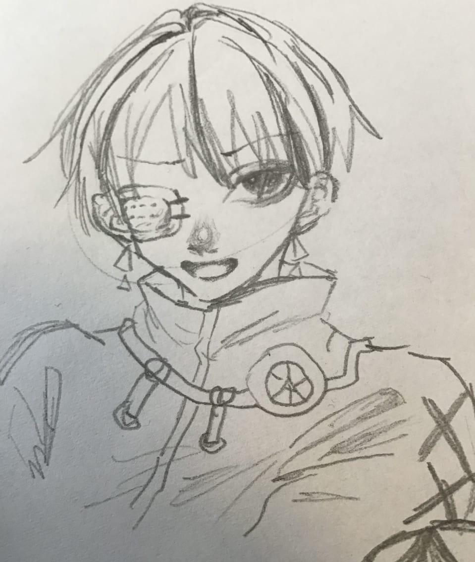 あな Illust of OHTEAOH 小5#腐女子同盟#豆腐組#誤字り隊 AnalogDrawing