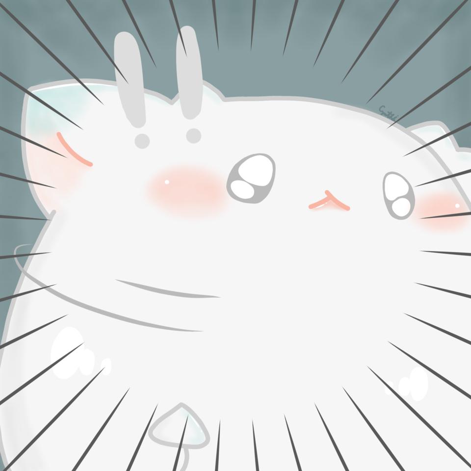 Shake到!!! Illust of 亞 August2020_Contest:Horror art illustration oc cute anime doodle kawaii medibangpaint chibi