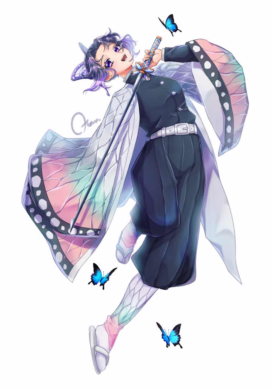 【胡蝶しのぶ】