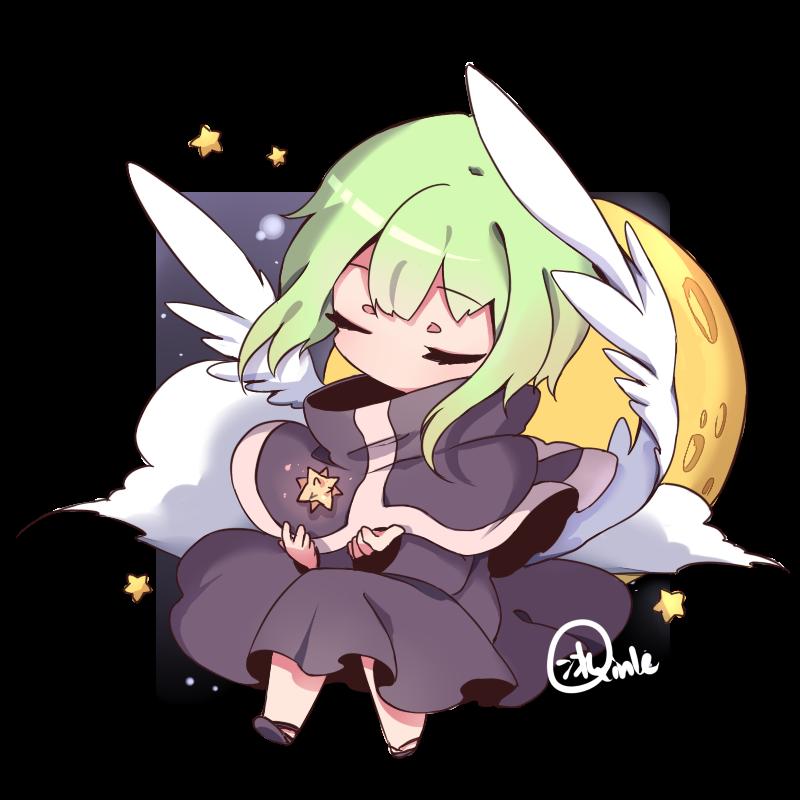 残天使 Illust of QinLe angel girl
