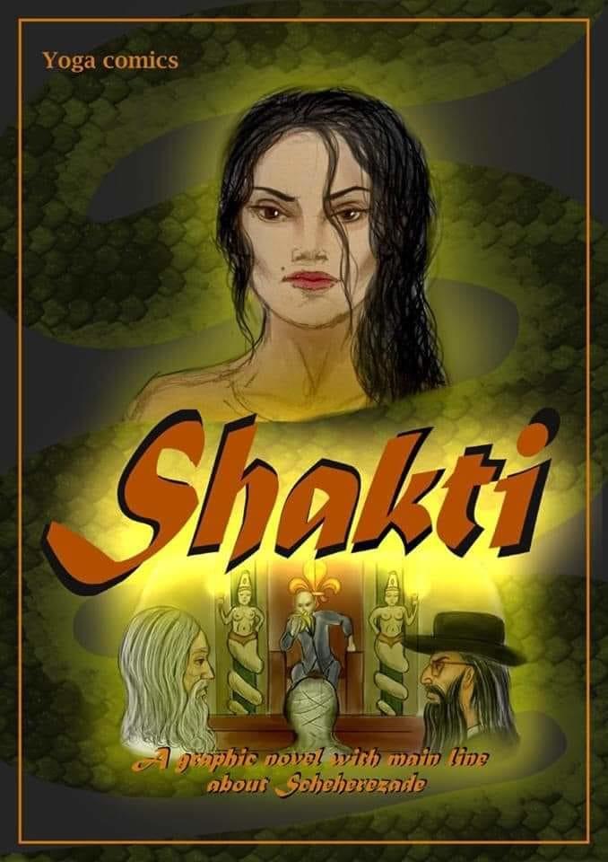 Illust of Ateatr MySecretSocietyContest Shakti