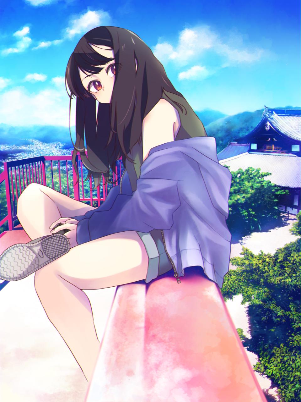 絶景 Illust of ひろみ kyoto-illust2019 Jul.2019Contest