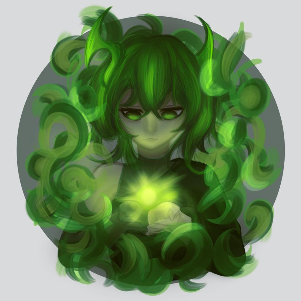 Green light demon