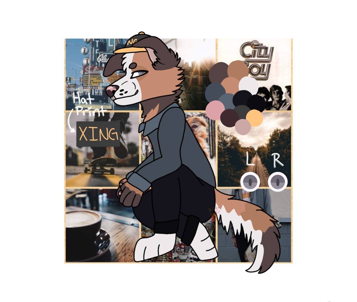 City Boy Illust of 💀neglected_obsessions💀 medibangpaint