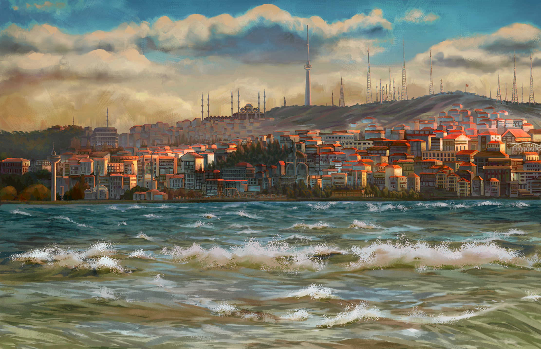 Constantinople/Just