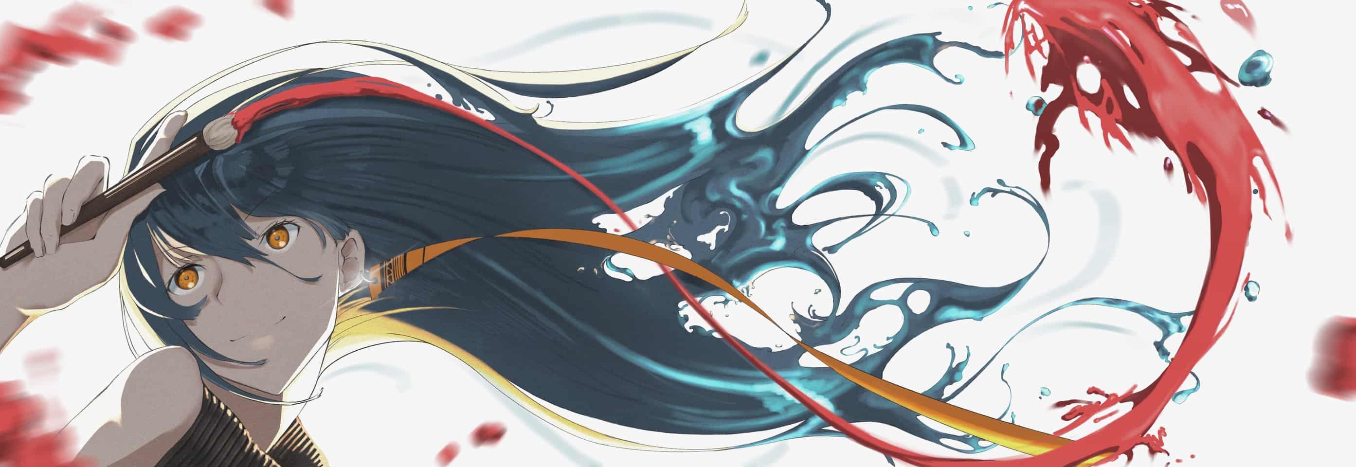 Drawing Illust of 9 Original_Illustration_Contest