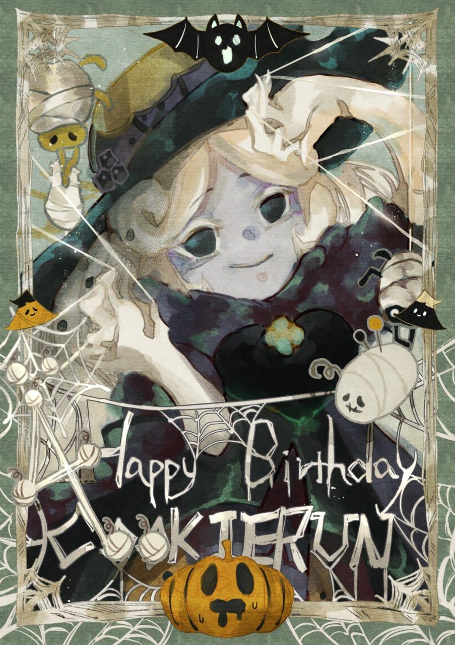Happy birthday to COOKIE RUN!! Illust of 竹川獅 Cookie_Run illustration 同人