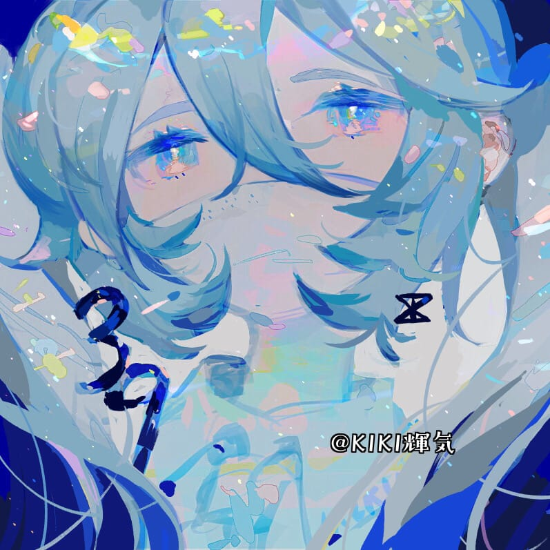 Miku Illust of KIKI輝気 hatsunemiku VOCALOID