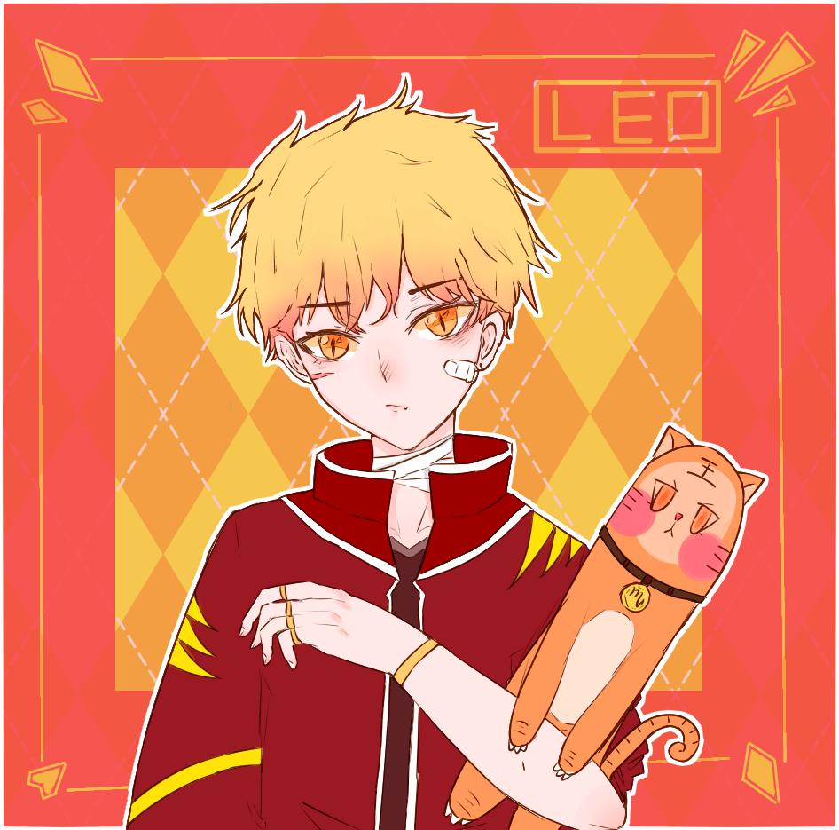 【十二星座系列】狮子Leo☆
