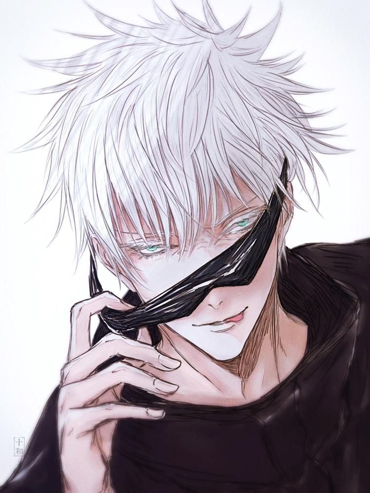 悪い顔 Illust of 十和 JujutsuKaisen