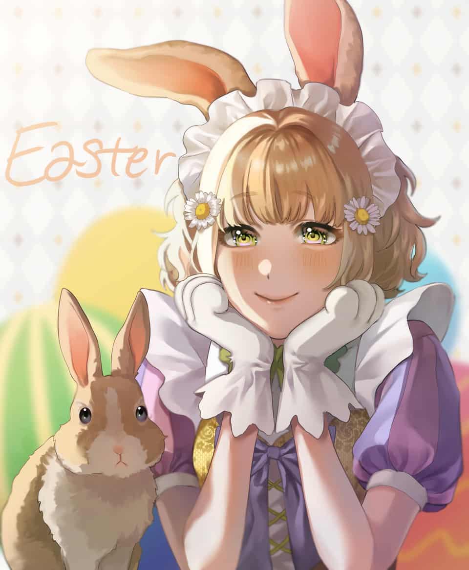 イースターショップ Illust of しゅか March.2020Contest:Easter