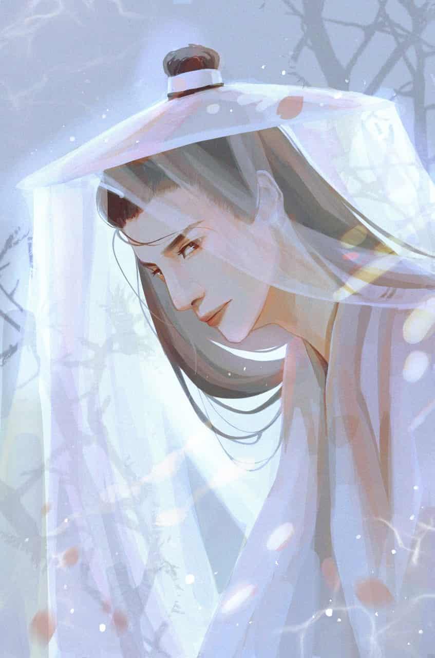 熙宁 Illust of 尤依喵YUI ARTstreet_Ranking April.2020Contest:Color 罗云熙 皓衣行