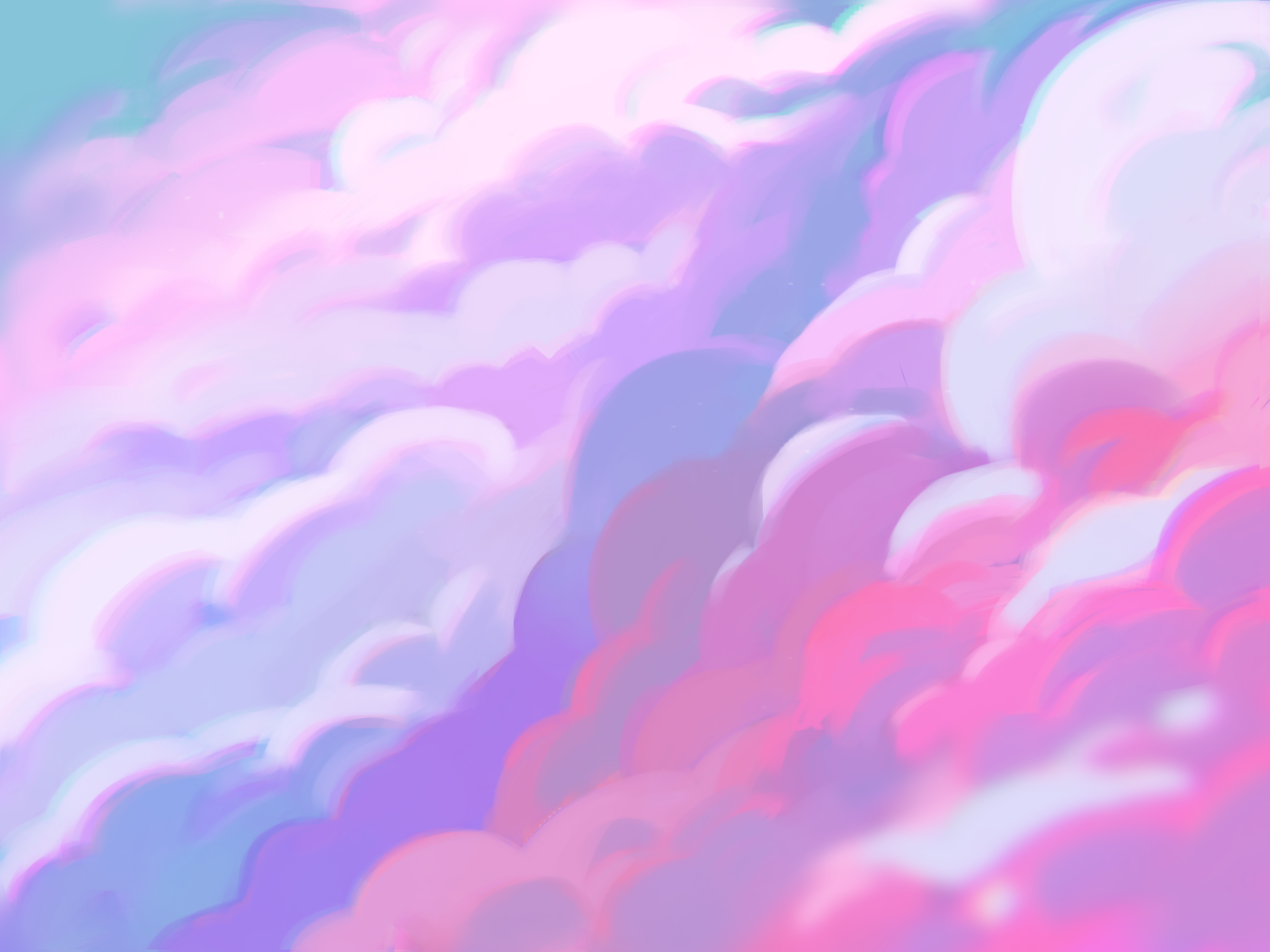 cotton candy daydreams