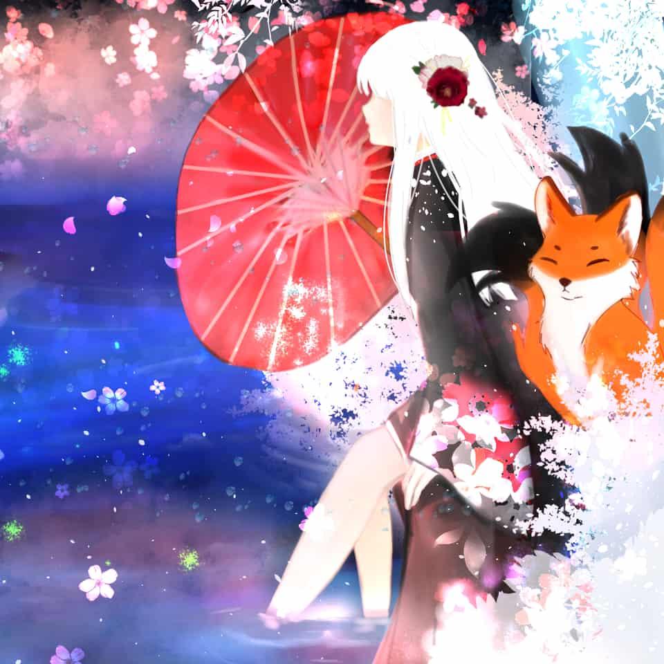 Night Dream Illust of Alice_in_nyanland Kyoto_Award2020_illustration