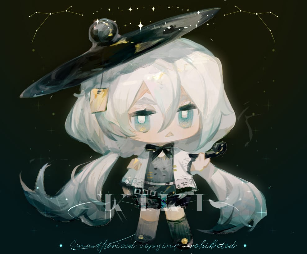 Illust of KIKI輝気 oc original chibi