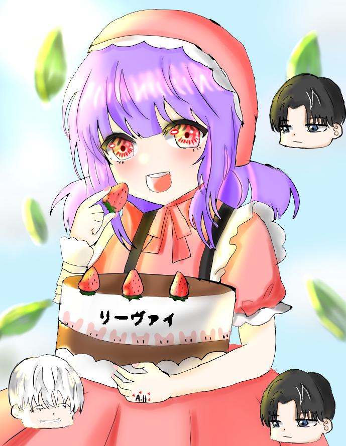 happy birthday to me (╥﹏╥) Illust of moka chan arabian girl birthday kawaii moka