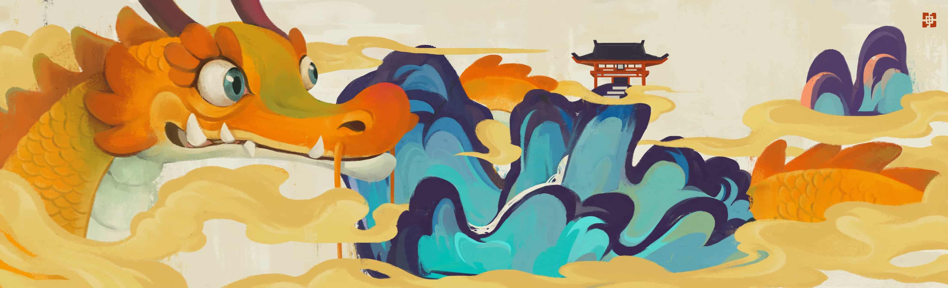 《观山》 Illust of 哎哟哥哥 kyoto-illust2019