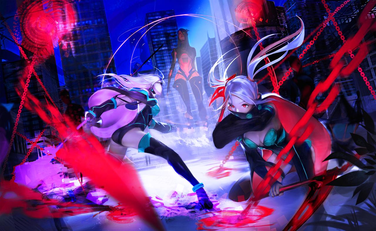 【Battle: Eiz, Zero】Clash Terminus