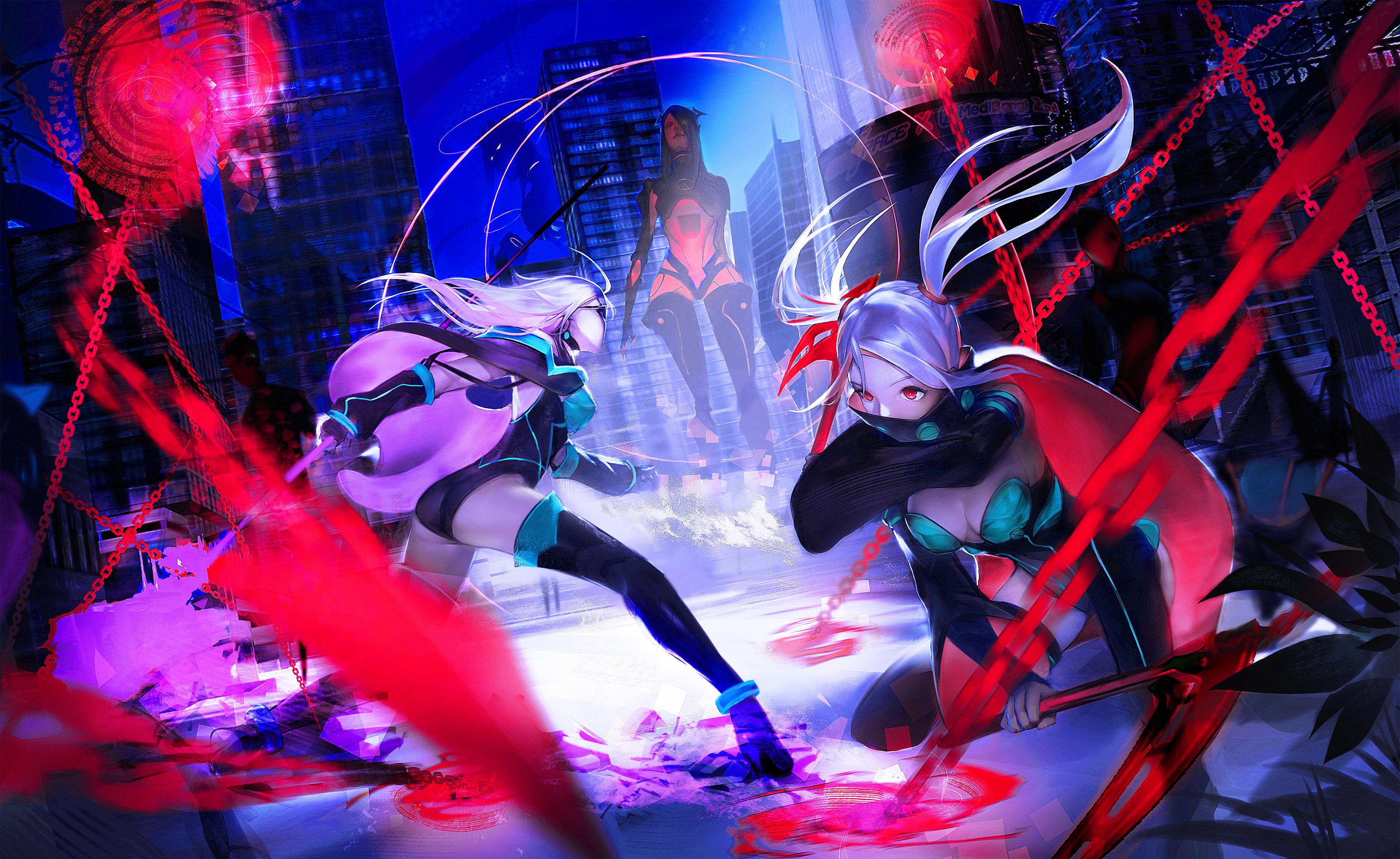 Shinosinja/【Battle: Eiz, Zero】Clash Terminus
