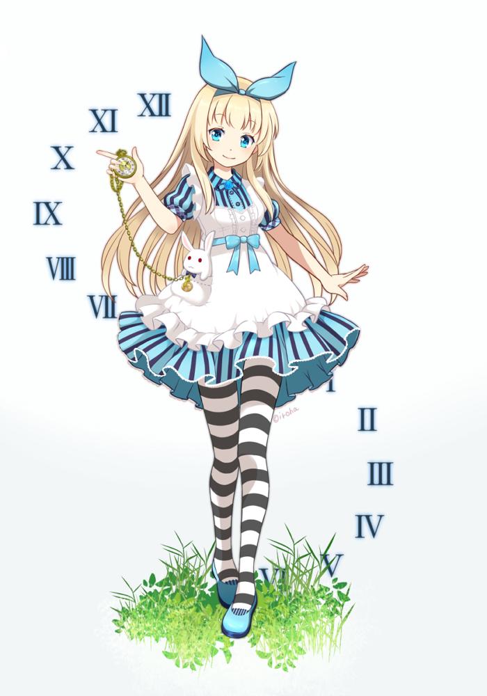 アリス in wonderland