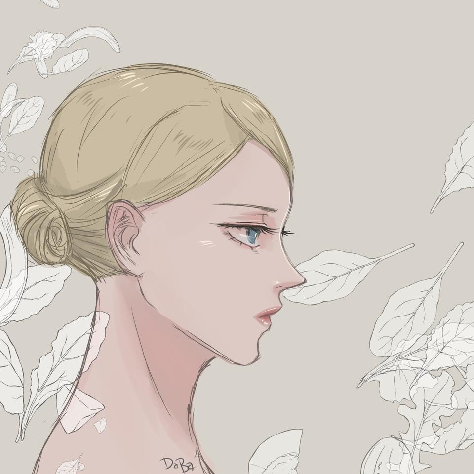 ヒストリア・レイス Illust of daba_illust art fanart queen medibangpaint anime illustration HistoriaReiss kawaii AttackonTitan