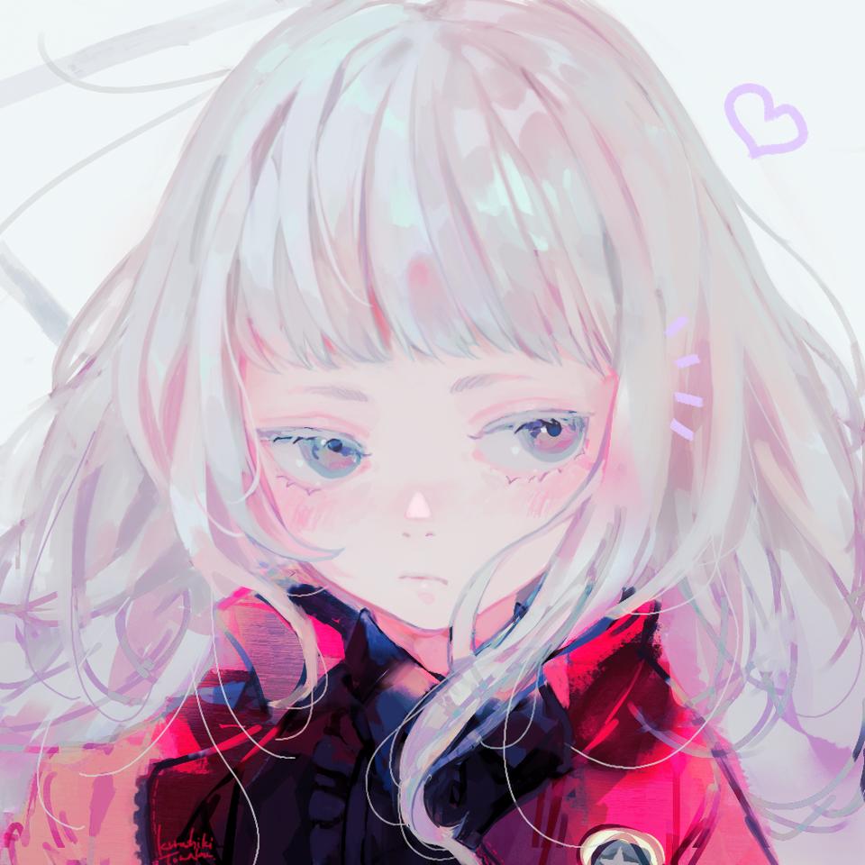 [ワンドロ]女の子! Illust of 倉敷藤花 oc girl thisartshouldlvlup beautiful is レッツワンドロ this