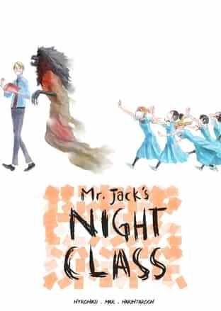 harihtaroon/Mr. Jack's Night Class