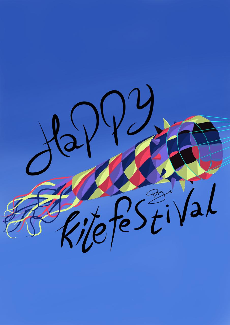 happy Kite festival 🇨🇮