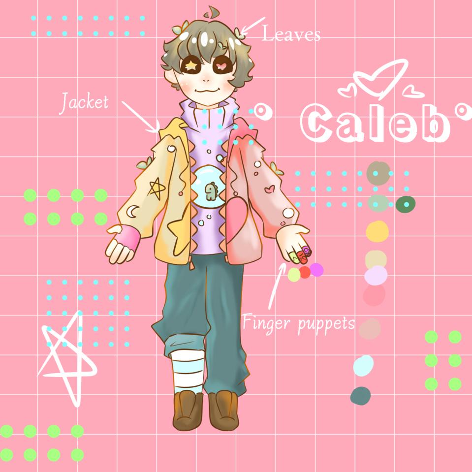 Caleb pastel//Virgil•modes oc Illust of ☆miralikescupcakes8☆ contest medibangpaint uwu :3 boy Miralikescupcakes8 boi