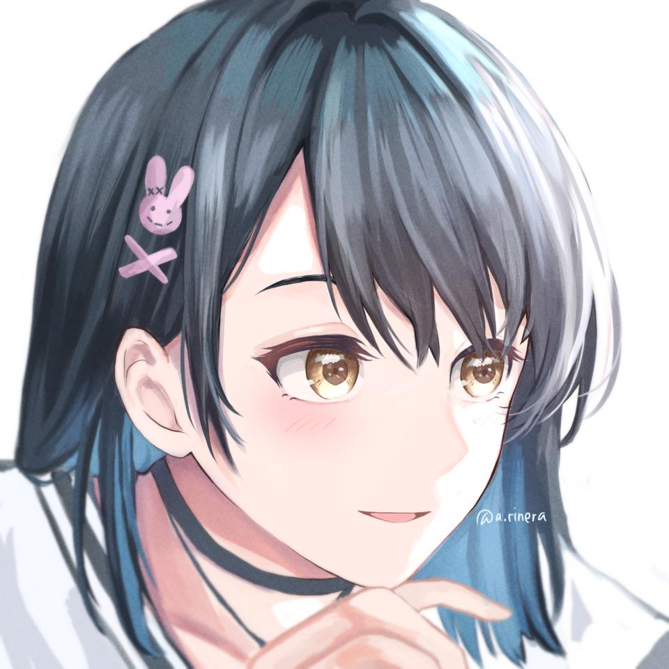 OC Illust of arinera medibangpaint art cutegirl girl oc cute anime illustration kawaii original