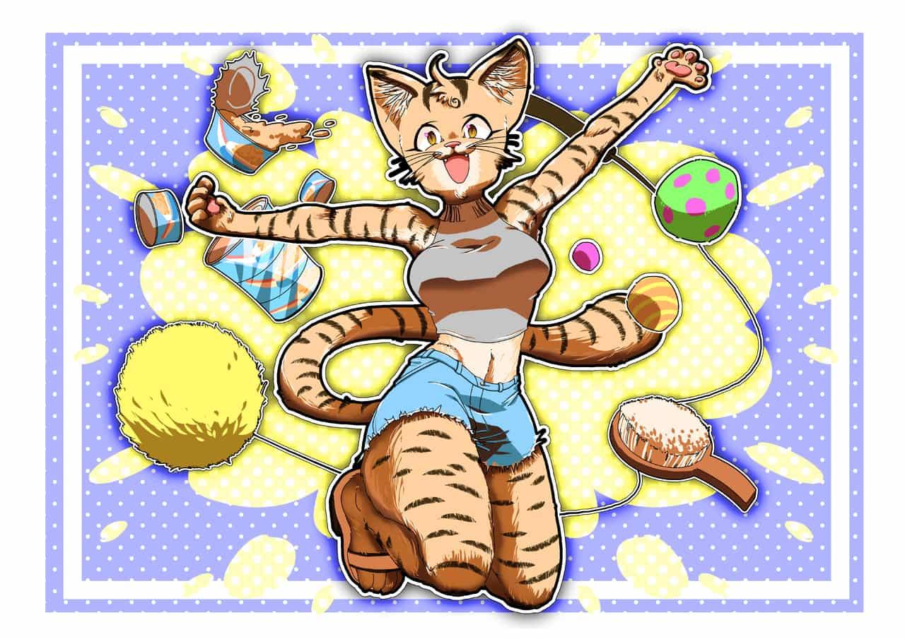 人みたいになったら… Illust of 円熟 September2020_Contest:Furry