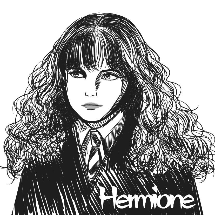 妙麗·格蘭傑Hermione Granger Illust of YJ ARTstreet_Ranking HermioneGranger medibangpaint COVER HarryPotter