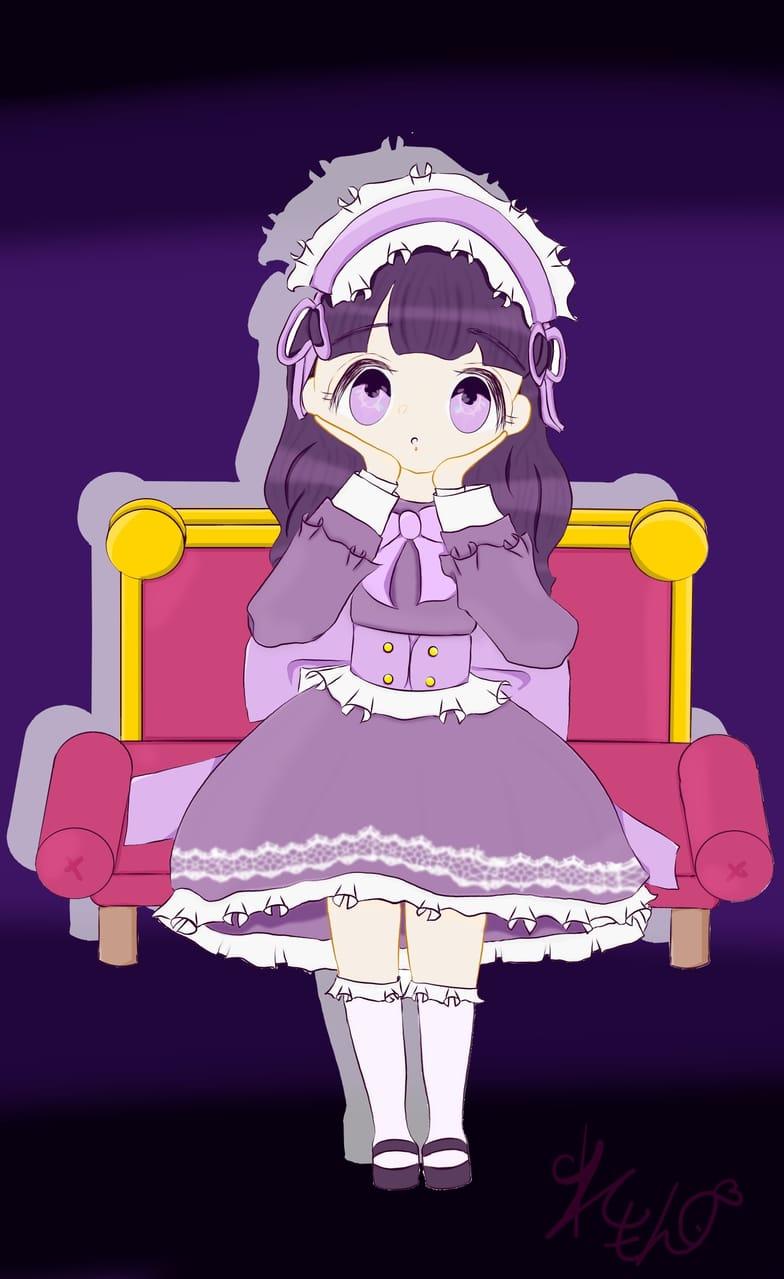 💞♥💕 Illust of れもん#お味噌汁崇拝 line_art メンヘラ ロリータ girl kawaii